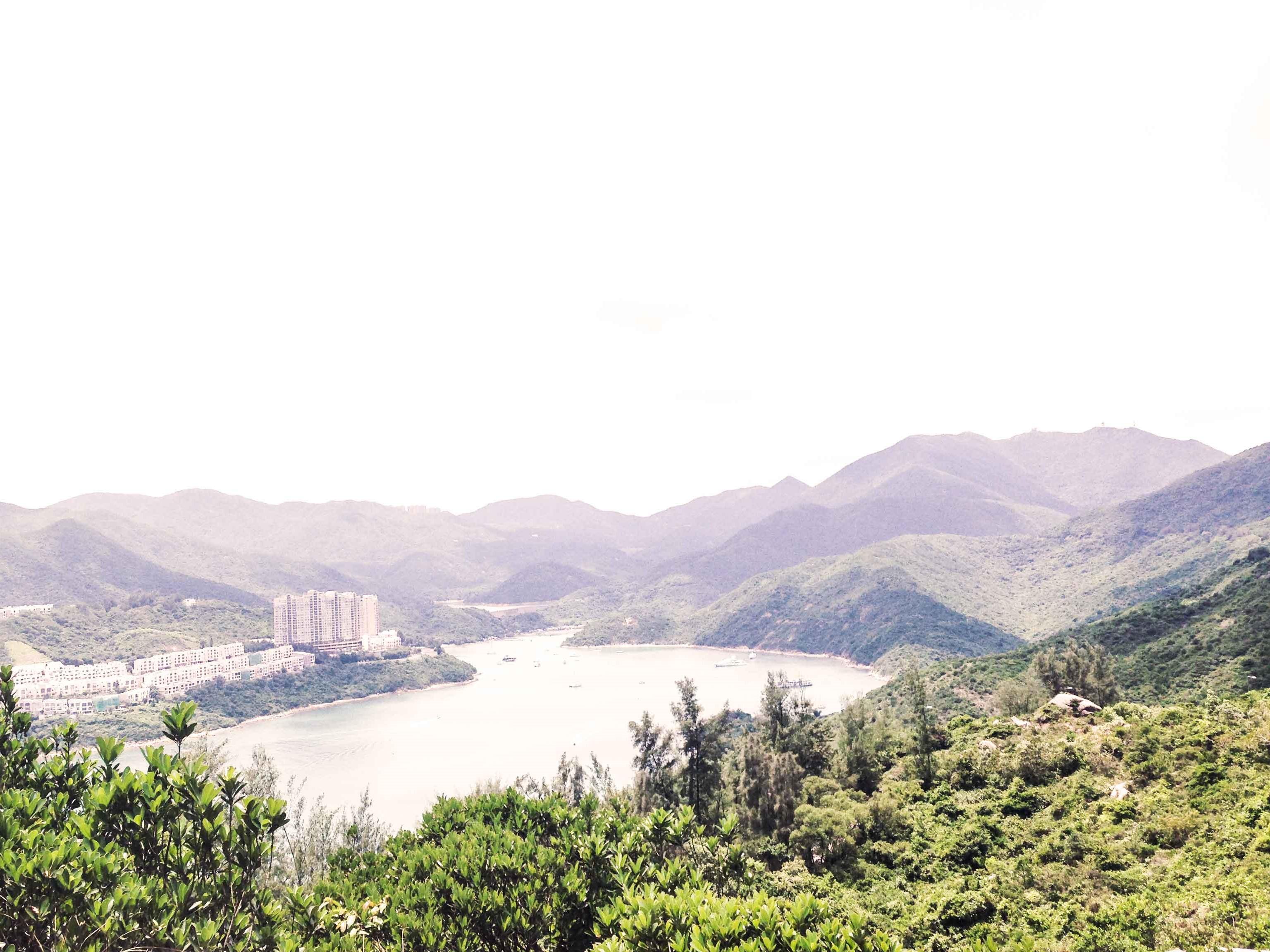 discover my style: visiting the big buddha on lantau island